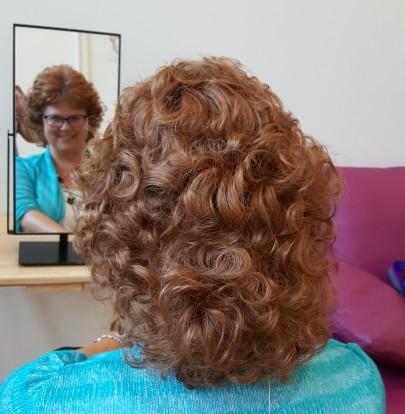 Wig Day Curls Back